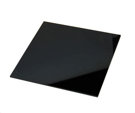 clear acrylic panels black acrylic sheet cut to size plastic sheet black