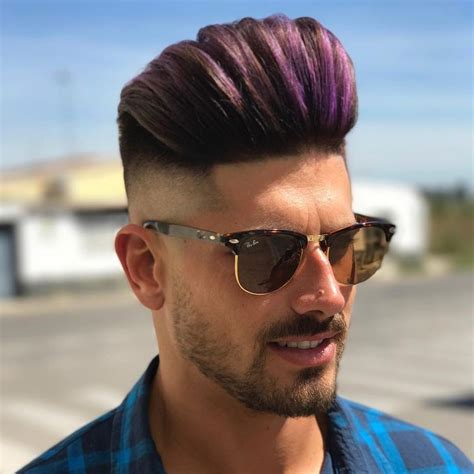 clean cut professional haircuts  men