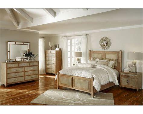 Aico Bedroom Set Biscayne West In Sand Color Ai80010102set