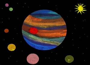 Easy Draw Jupiter the Planet (page 3) - Pics about space