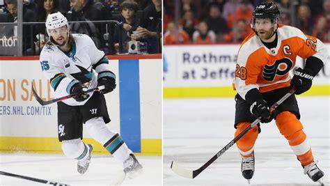 Flyers, Sharks Meet On Nbcsn