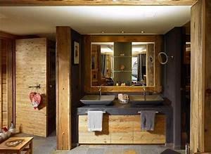 Salle De Bain En Bois : best decoration salle de bain bois pictures ridgewayng ~ Premium-room.com Idées de Décoration