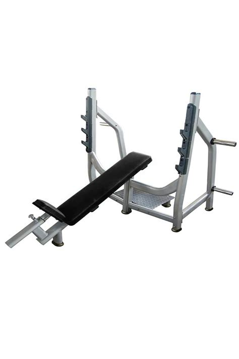 Olympic Incline Bench  Muscle D Fitness