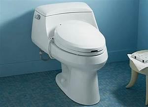Bidet Toilette Kombination : combine bidet and toilet in your bathroom home ~ Michelbontemps.com Haus und Dekorationen