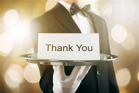 appreciation card  note  hospitality