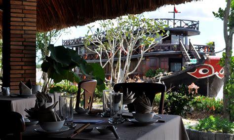 cours de cuisine deux cours de cuisine et detente au mekong lodge trois jours