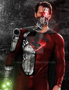 Man of Steel - Hank Henshaw/Cyborg Superman 2 by heggcnote ...