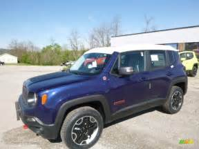jeep renegade dark blue 2017 jetset blue jeep renegade trailhawk 4x4 120155348