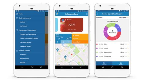 Banking Mobile Application by Award Winning Mobile Banking App Study