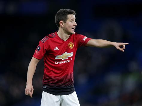 Ander Herrera says Manchester United are heading in right ...