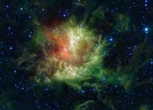 Gas Nebula - Pics about space