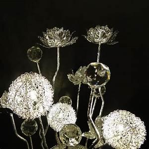 Lampe A Poser Pas Cher : lampe design led aluminium yoshi achat vente lampe a ~ Teatrodelosmanantiales.com Idées de Décoration