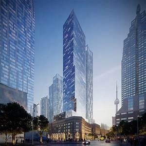Architectural Rendering of Skyscraper Project in Toronto ...