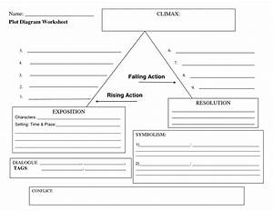 Blank Plot Diagrams
