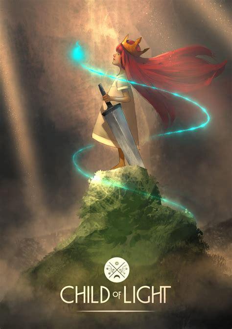child of light ps4 child of light by orochi spawn on deviantart