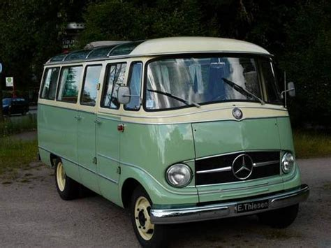 Mercedes O 319 For Sale by Mercedes O 319 Reisebus 1958 Mercedes Cars