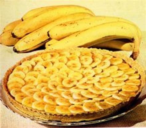 recette de tarte confite 224 la banane la recette facile