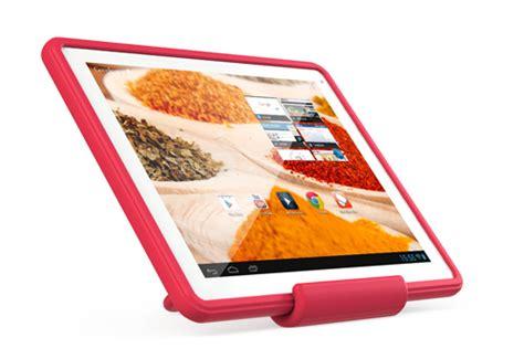 tablette cuisine cook bon plan archos chefpad tablette android 9 7 quot pour la