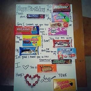 Boyfriend birthday card ideas! | Randomss | Pinterest ...