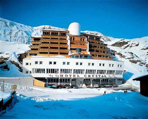 ski holidays  hotel crystal obergurgl austria
