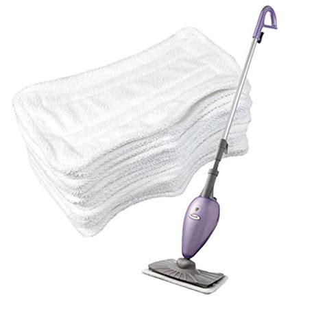 Shark Floor Steamer Replacement Pads by Usa Free Shipping Set Of 10 Washable Shark Steam Mop