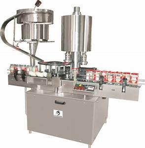 Pick and Place Automatic Screw Capping Machine – N.K ...