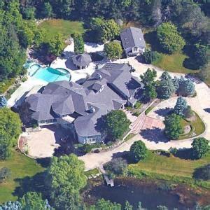 Eminem's House In Rochester Hills, Mi  Virtual Globetrotting