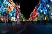 The longest main street in Europe - Piotrkowska Street ...