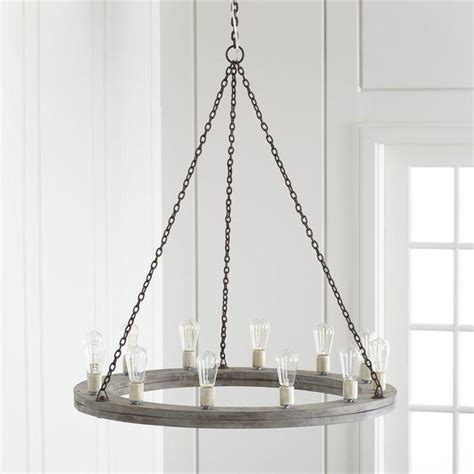 wooden tables gray wood rustic chandelier