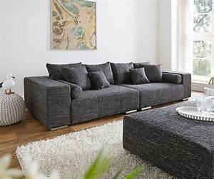 Big Sofa Mit Hocker : big sofa mit hocker big sofa violetta 310x135 cm hellgrau creme mit hocker m bel sofas big ~ Yasmunasinghe.com Haus und Dekorationen