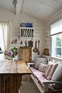 Wohnideen Im Landhausstil : vintage wohnideen esszimmer ~ Lizthompson.info Haus und Dekorationen