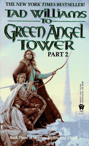 green angel tower part  memory sorrow  thorn