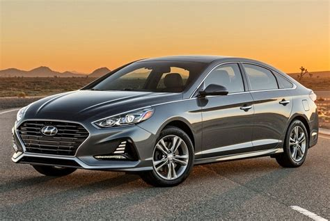 2019 Hyundai Sonata  Review, Interior And Price