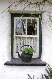Irish, Cottage, Windows