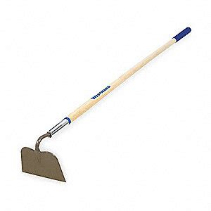 Gardening Hoe by Westward Garden Hoe With 59 1 2 Quot Wood Handle 2mvt3 2mvt3
