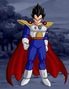 King Vegeta Junior - DB Multiverse What-if by AlphaDBZ on ...
