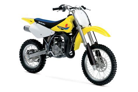 2019 Suzuki Rm by 2019 Suzuki Rm85 Guide Total Motorcycle