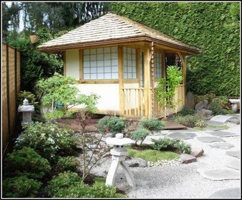 Japanisches Gartenhaus Selber Bauen  Gartenhaus House