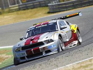 2010, Ford, Mustang, Gt3, Race, Racing, Supercar, Supercars, Muscle Wallpapers HD / Desktop and ...