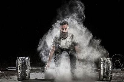 Weightlifting Beard Wallpapers Barbell Nu Backgrounds Sport