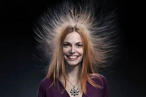 How To Prevent And Eliminate Static Hair Stop Static