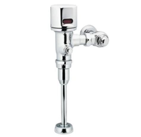 moen sensor operated flush valves