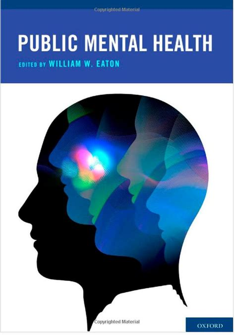 comprehensive volume  public mental health