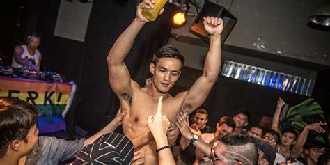 WERK! Taipei - gay dance party - Travel Gay Asia