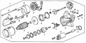 Service Manual  1992 Buick Park Avenue Starter Removal