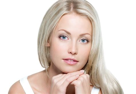 Макияж для блондинок с голубыми глазами как сделать за 10