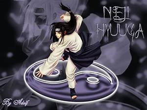 Naruto Neji Wallpapers - Wallpaper Cave