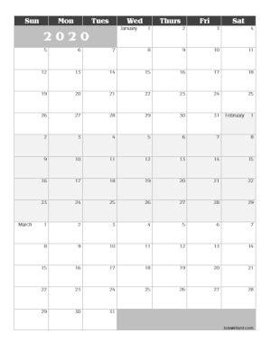 printable   quarterly calendar lara