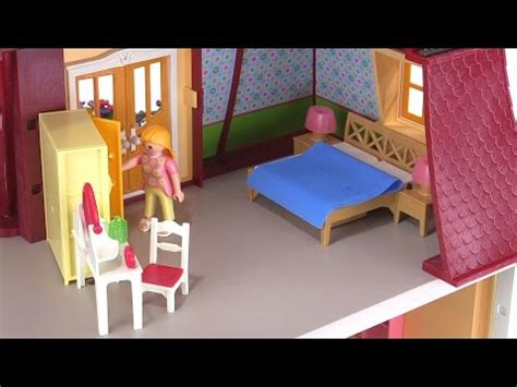 playmobil parent s bedroom review set 5331 youtube