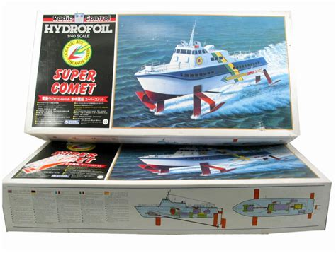 Hydrofoil Rc Boat by 99999 Misc From Inetrc Showroom Gunze Sangyo